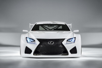 "Lexus RC F GT3 • <a style=""font-size:0.8em;"" href=""http://www.flickr.com/photos/139546847@N02/24663480114/"" target=""_blank"">View on Flickr</a>"