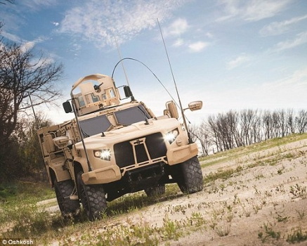 """The Joint Light Tactical Vehicle has 'the ballistic protection of a light tank, and the off-road mobility of a Baja racer,' military bosses said. • <a style=""""font-size:0.8em;"""" href=""""http://www.flickr.com/photos/139546847@N02/24913374320/"""" target=""""_blank"""">View on Flickr</a>"""