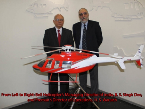 """Bell 407GXP-india-aerobdnews • <a style=""""font-size:0.8em;"""" href=""""http://www.flickr.com/photos/139546847@N02/25077455052/"""" target=""""_blank"""">View on Flickr</a>"""