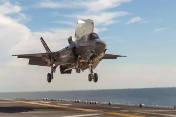 """f-35-thenewscompany • <a style=""""font-size:0.8em;"""" href=""""http://www.flickr.com/photos/139546847@N02/24827663299/"""" target=""""_blank"""">View on Flickr</a>"""