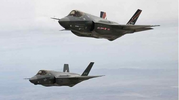 """F-35 fleet exceeds 50,000 flying hours • <a style=""""font-size:0.8em;"""" href=""""http://www.flickr.com/photos/139546847@N02/24564681734/"""" target=""""_blank"""">View on Flickr</a>"""