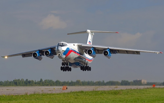 "Russian Air Force Receives First Russian-assembled Il-76MD • <a style=""font-size:0.8em;"" href=""http://www.flickr.com/photos/139546847@N02/24899714480/"" target=""_blank"">View on Flickr</a>"