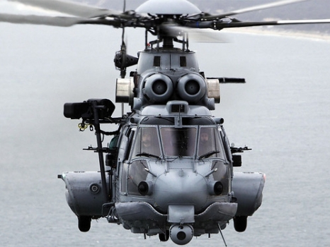 """Airbus Helicopters EC725_CARACAL • <a style=""""font-size:0.8em;"""" href=""""http://www.flickr.com/photos/139546847@N02/25195733505/"""" target=""""_blank"""">View on Flickr</a>"""