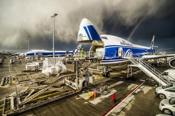 "AirBridgeCargo Airlines • <a style=""font-size:0.8em;"" href=""http://www.flickr.com/photos/139546847@N02/32801491890/"" target=""_blank"">View on Flickr</a>"
