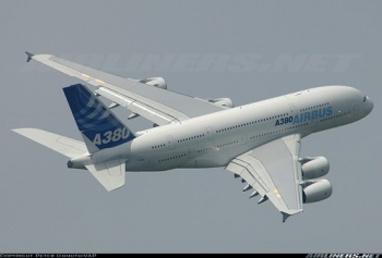 """A380-1 • <a style=""""font-size:0.8em;"""" href=""""http://www.flickr.com/photos/139546847@N02/29687825424/"""" target=""""_blank"""">View on Flickr</a>"""