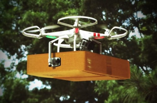 """Drone Delivery • <a style=""""font-size:0.8em;"""" href=""""http://www.flickr.com/photos/139546847@N02/30283218296/"""" target=""""_blank"""">View on Flickr</a>"""