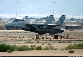 "Us navy Grumman F-14D Tomcat • <a style=""font-size:0.8em;"" href=""http://www.flickr.com/photos/139546847@N02/29687559303/"" target=""_blank"">View on Flickr</a>"