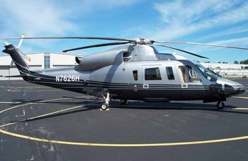 """Sikorsky S-76D • <a style=""""font-size:0.8em;"""" href=""""http://www.flickr.com/photos/139546847@N02/28242120221/"""" target=""""_blank"""">View on Flickr</a>"""