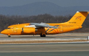 71 on board goes missing after taking off from Moscow