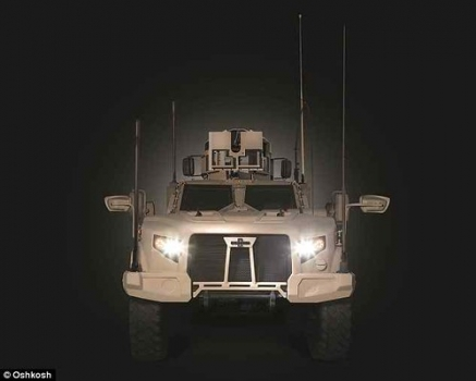 """Nearly 49,100 would be built for the Army with 5,500 going to the Marines. • <a style=""""font-size:0.8em;"""" href=""""http://www.flickr.com/photos/139546847@N02/24582184133/"""" target=""""_blank"""">View on Flickr</a>"""
