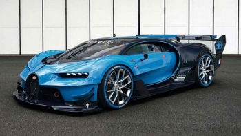 """Bugatti's Vision Gran Turismo-s • <a style=""""font-size:0.8em;"""" href=""""http://www.flickr.com/photos/139546847@N02/25175832322/"""" target=""""_blank"""">View on Flickr</a>"""