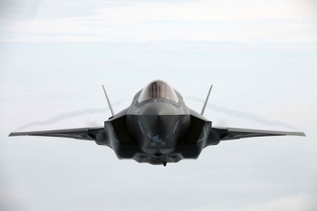 """Defense Spending Bill Adds Funding for 11 F-35s • <a style=""""font-size:0.8em;"""" href=""""http://www.flickr.com/photos/139546847@N02/24568585943/"""" target=""""_blank"""">View on Flickr</a>"""