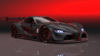 """Toyota FT-1 Vision Gran Turismo • <a style=""""font-size:0.8em;"""" href=""""http://www.flickr.com/photos/139546847@N02/25267777796/"""" target=""""_blank"""">View on Flickr</a>"""
