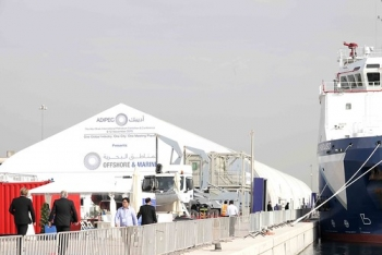 """ADIPEC Offshore & Marine - Image 2 (2015) • <a style=""""font-size:0.8em;"""" href=""""http://www.flickr.com/photos/139546847@N02/30519294952/"""" target=""""_blank"""">View on Flickr</a>"""