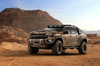 """Chevrolet Colorado ZH2 • <a style=""""font-size:0.8em;"""" href=""""http://www.flickr.com/photos/139546847@N02/30137497904/"""" target=""""_blank"""">View on Flickr</a>"""