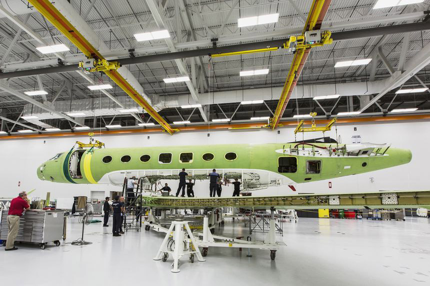 Gulfstream G500 and G600 achieve program milestones