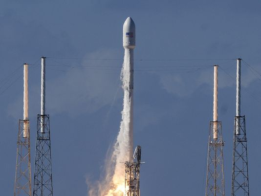 THAICOM 8 Successfully Launches into Orbit