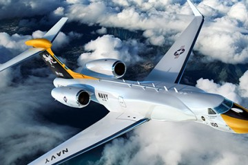 web-Gulfstream-Delivers-Telemetry-Range-Support-Aircraft-Platform-To-U.S.-Navy